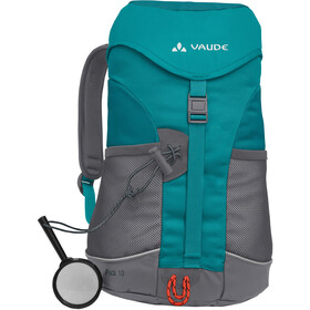 VAUDE Puck 10 Rucksack Kinder green spinel